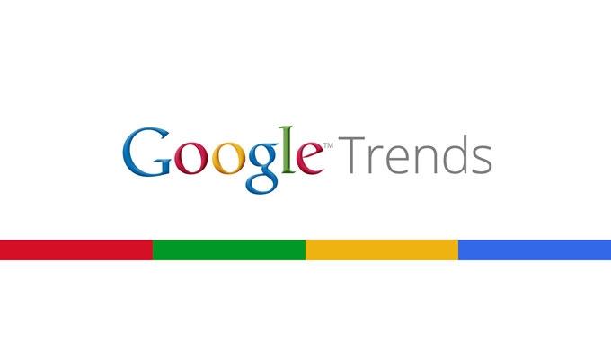 Ferramenta Google Trends