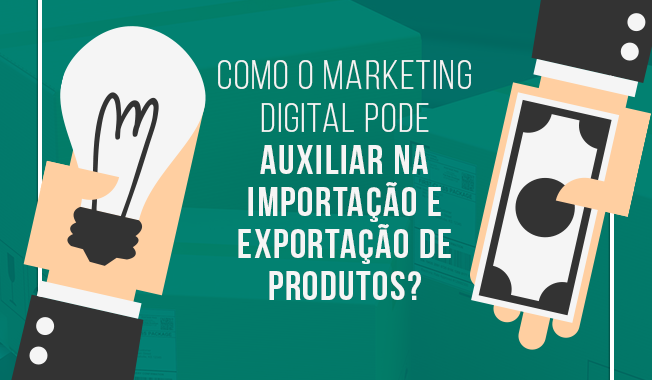 Como o Marketing Digital pode auxiliar no comércio exterior