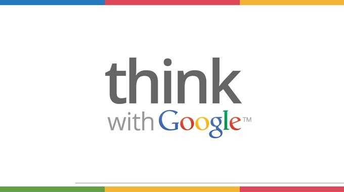 Eventos Think with Google ao vivo