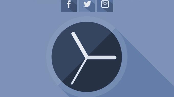 Os horários mais movimentados do Facebook