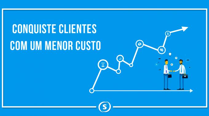 Conquistar clientes com um menor custo com o Marketing Digital