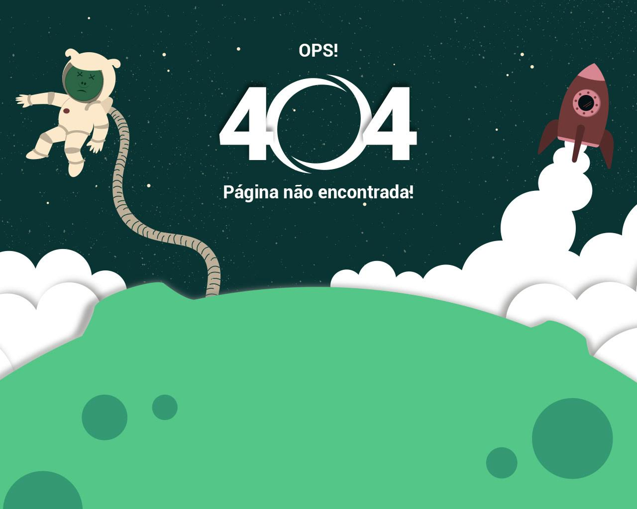 Erro 404 Spiner