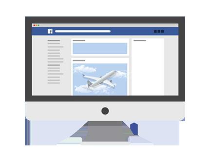 Facebook Ads para o Segmento de Viagem e Turismo